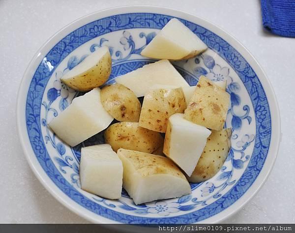 義式香料馬鈴薯塊03
