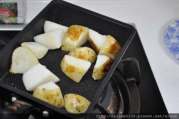 義式香料馬鈴薯塊04