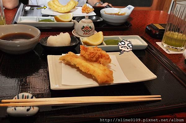 好大的穴子魚