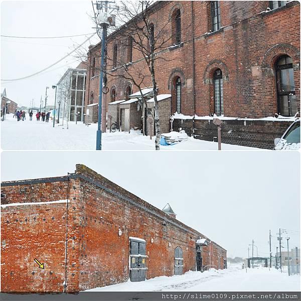 紅磚倉庫們