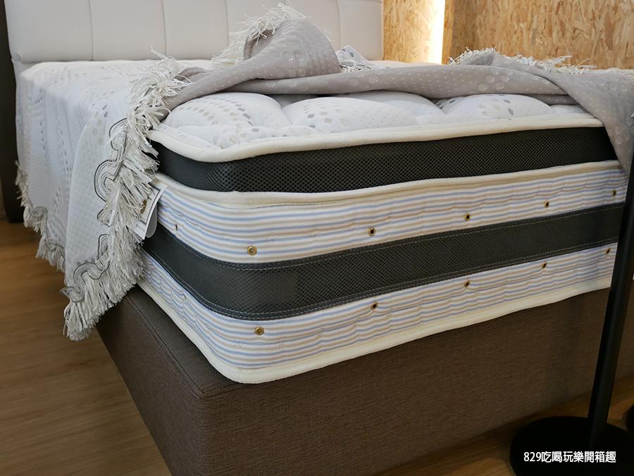 【台中床墊】床聚點床墊量販場 現場近百張床墊任你躺 工廠直營價格便宜還保固十年 台灣製造的客製化床墊 床頭櫃 (12).png