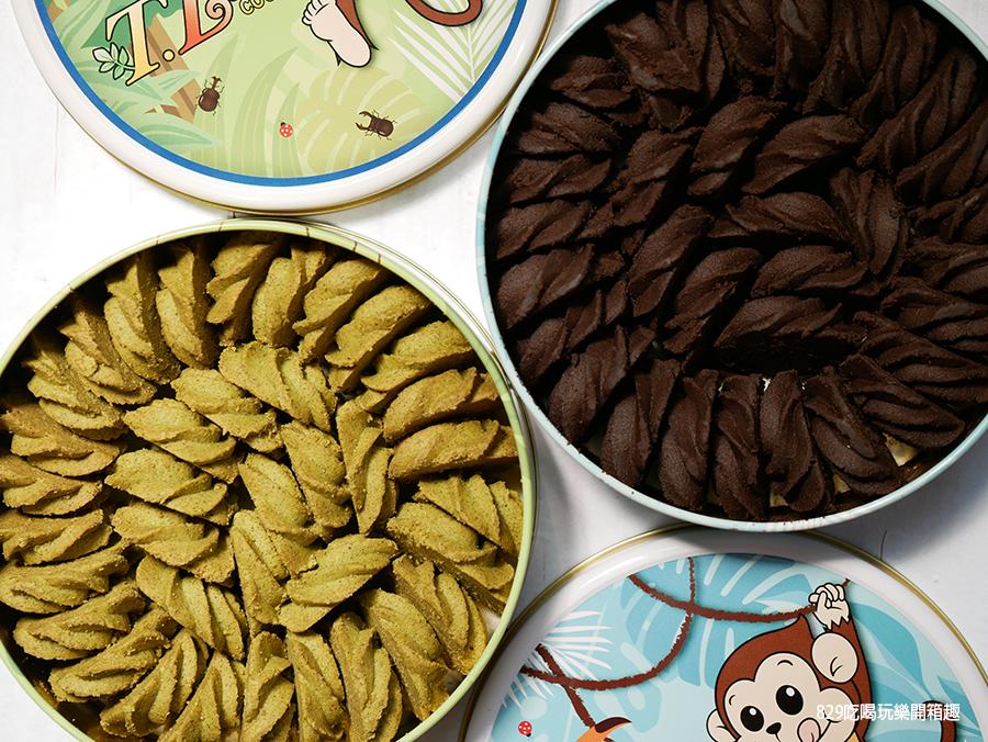 【台中勤美綠園道伴手禮】T.LUNA COOKIES 猴子曲奇餅|使用梨山茶葉製成的高山茶曲奇餅每一口都像現泡|審計新村美食中科店 (9).png