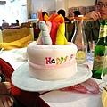 餐廳的生日帽
