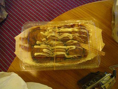 第四天的晚餐-章魚燒