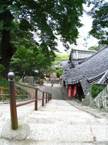 紀三井寺俯瞰