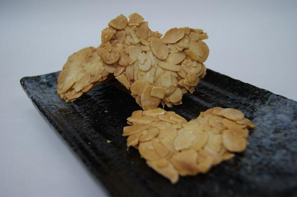 杏仁薄餅DIY