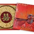 芒果大米菓-禮盒