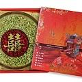 抹茶大米菓-禮盒