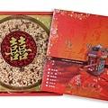 紅麴蔓越莓大米菓-禮盒