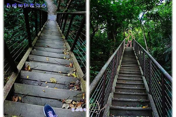 3沿山步道樓梯