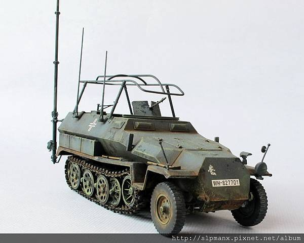 SdkFz251-6 command (2)