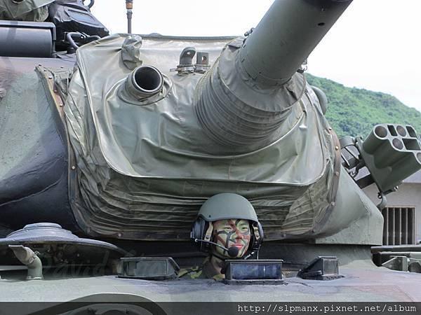 20130504蘇澳軍港開放 -demo M60A3 (4)