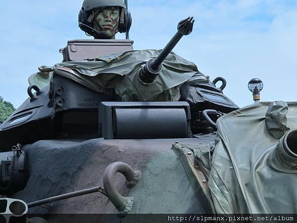 20130504蘇澳軍港開放 -demo M60A3 (6)