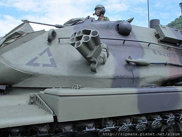 20130504蘇澳軍港開放 -demo M60A3 (10)