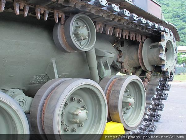 20130504蘇澳軍港開放 -demo M60A3 (13)