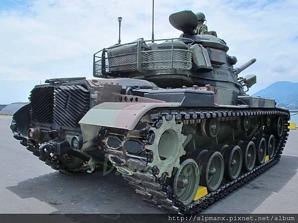 20130504蘇澳軍港開放 -demo M60A3 (20)