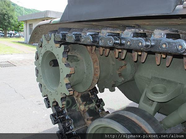 20130504蘇澳軍港開放 -demo M60A3 (24)