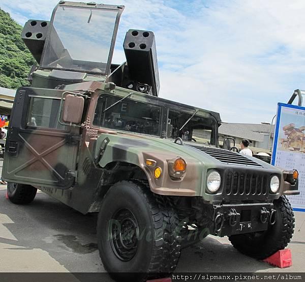 20130504蘇澳軍港開放-demo 復仇者防空飛彈車 (18)
