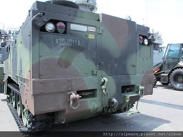 20130504蘇澳軍港開放-DEMO M9戰鬥工兵車 (5)