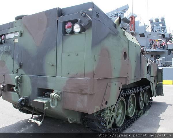 20130504蘇澳軍港開放-DEMO M9戰鬥工兵車 (6)
