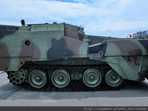20130504蘇澳軍港開放-DEMO M9戰鬥工兵車 (8)