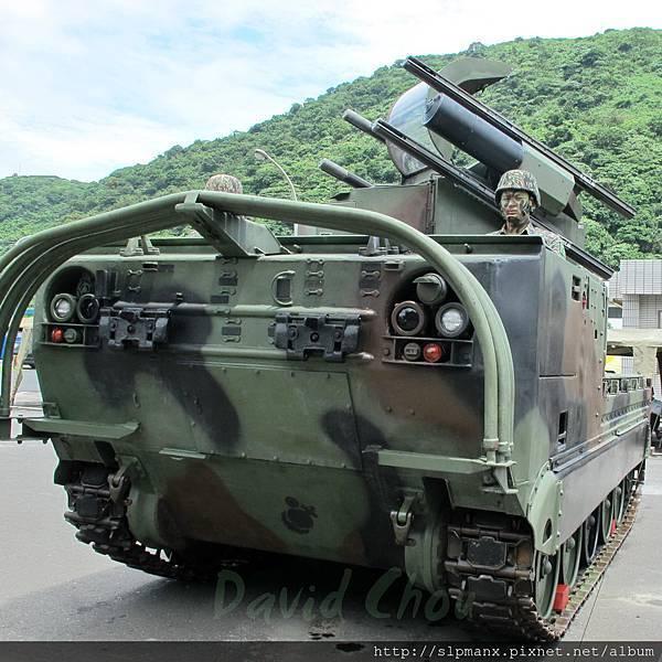 20130504蘇澳軍港開放-demo 檞樹飛彈車 (1)