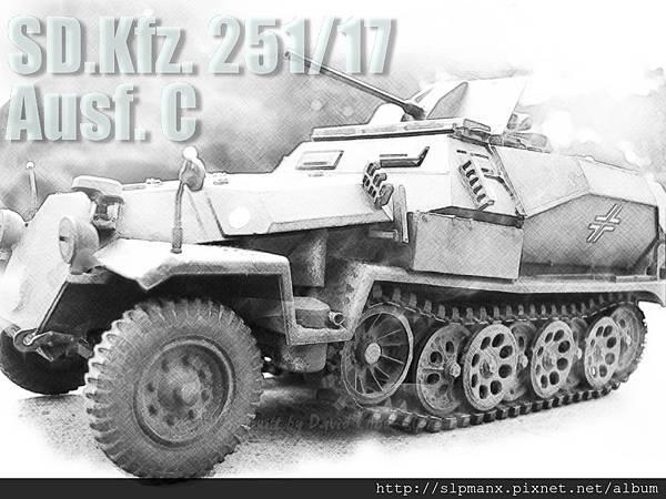 sdkfz251 17 c bwt