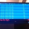 Day 1 - 桃園機場一航廈 1F - 航班資訊