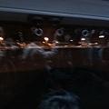 Day 1 - 成田機場 - 接駁車上 : 窗外風景