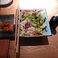 Day 2 - 杏子 銀座店 : 醃菜與沙拉