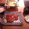 Day 2 - 杏子 銀座店 : 薑燒豬肉定食