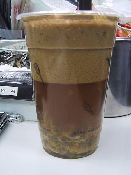 百香咖啡-分層