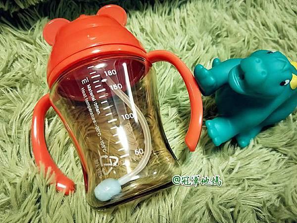 朴蜜兒Pomier——韓國Happy Land果汁杯 喝水杯 吸管杯 學習杯 05.jpg