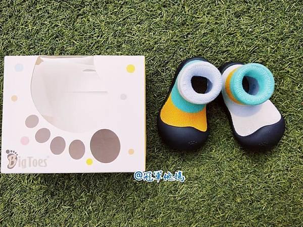 韓國 Big Toes 學步襪鞋 學步鞋 寶寶學步 育兒好好玩 LAVIDA 04.jpg