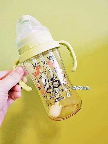 小獅王辛巴 simba PPSU奶瓶 自動把手奶瓶 水杯28.jpg
