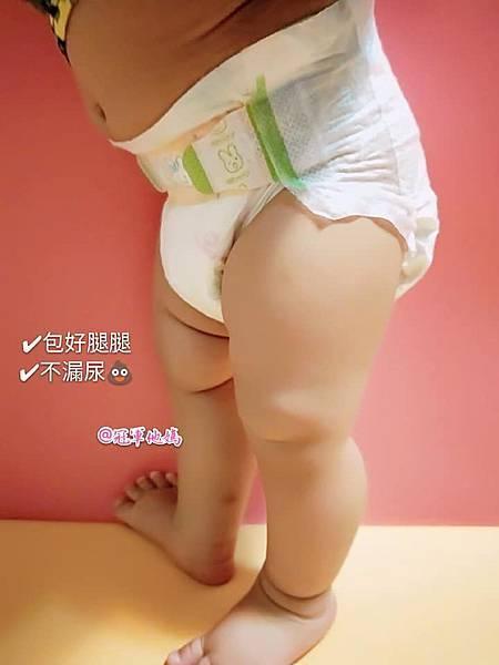 尿布推薦 Merries妙而舒金緻柔點紙尿褲 尿布品牌推薦 透氣尿布 防漏側邊07.jpg