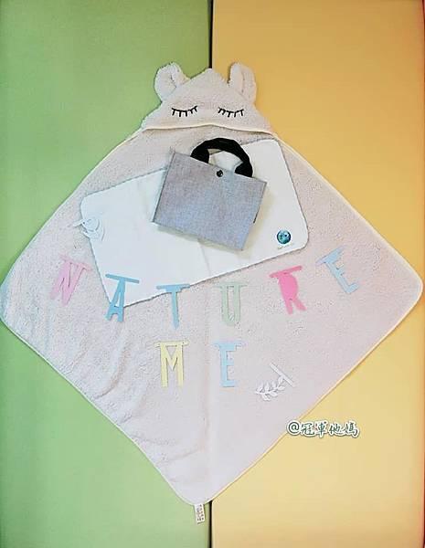 Nature Me 彌月禮盒 寶寶送禮 嬰兒送禮 送禮推薦 浴巾 口水巾 紗布巾 環保袋53.jpg