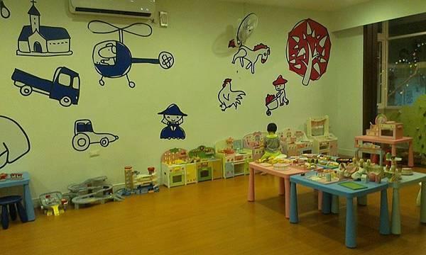 大樹先生的家 Mr.Tree親子餐廳 台北 大安 古亭04.jpg