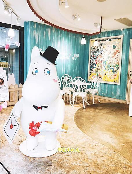 Moomin Cafe 嚕嚕米主題餐廳 網美餐廳 網美打卡 打卡餐廳 親子友善餐廳 嚕嚕米餐廳 台北東區 忠孝復興 忠孝敦化 大安02.jpg