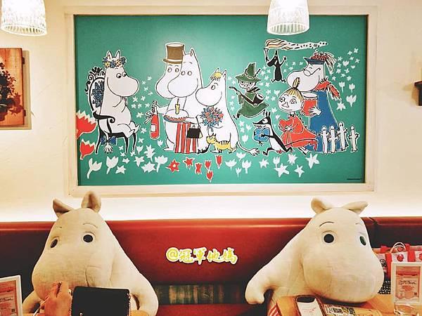 Moomin Cafe 嚕嚕米主題餐廳 網美餐廳 網美打卡 打卡餐廳 親子友善餐廳 嚕嚕米餐廳 台北東區 忠孝復興 忠孝敦化 大安05.jpg