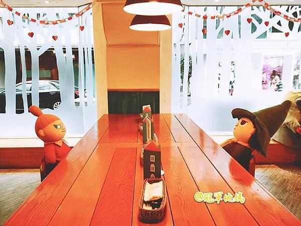 Moomin Cafe 嚕嚕米主題餐廳 網美餐廳 網美打卡 打卡餐廳 親子友善餐廳 嚕嚕米餐廳 台北東區 忠孝復興 忠孝敦化 大安08.jpg