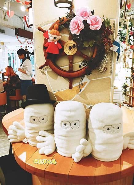 Moomin Cafe 嚕嚕米主題餐廳 網美餐廳 網美打卡 打卡餐廳 親子友善餐廳 嚕嚕米餐廳 台北東區 忠孝復興 忠孝敦化 大安10.jpg
