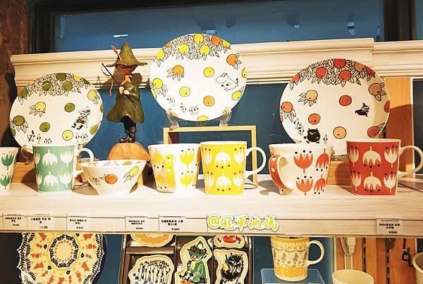 Moomin Cafe 嚕嚕米主題餐廳 網美餐廳 網美打卡 打卡餐廳 親子友善餐廳 嚕嚕米餐廳 台北東區 忠孝復興 忠孝敦化 大安14.jpg