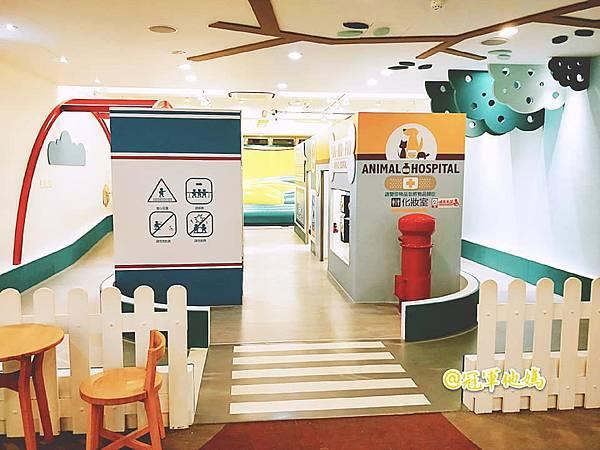 樂童樂室內親子遊樂園   親子友善 美麗華 親子餐廳 親子館 Fun Kid Fun 11.jpg