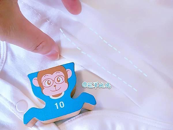 DaddyBrown 恩典寶寶 布朗老爹 會長大的包屁衣 嬰幼兒 內著 寶寶睡衣 連身裝 嬰兒 圍兜 口水巾 奶嘴鍊16.jpg