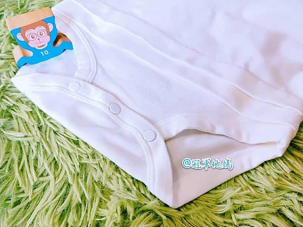 DaddyBrown 恩典寶寶 布朗老爹 會長大的包屁衣 嬰幼兒 內著 寶寶睡衣 連身裝 嬰兒 圍兜 口水巾 奶嘴鍊07.jpg
