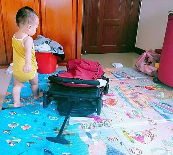 DIDI From Taiwan 高景觀嬰兒推車 高景觀推車 歐系推車 嬰兒手推車 Zachary 輕量型推車 台北輕旅行 臺北輕旅行 推車試用 開箱 實測 推薦13.jpg