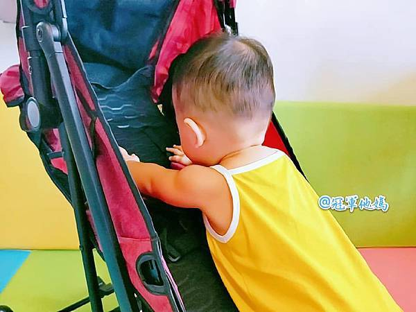 DIDI From Taiwan 高景觀嬰兒推車 高景觀推車 歐系推車 嬰兒手推車 Zachary 輕量型推車 台北輕旅行 臺北輕旅行 推車試用 開箱 實測 推薦37.jpg