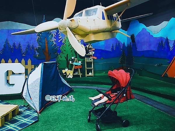 DIDI From Taiwan 高景觀嬰兒推車 高景觀推車 歐系推車 嬰兒手推車 Zachary 輕量型推車 台北輕旅行 臺北輕旅行 推車試用 開箱 實測 推薦61.jpg