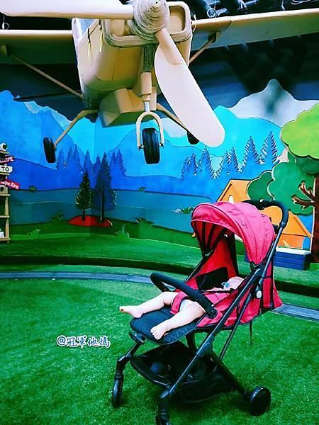 DIDI From Taiwan 高景觀嬰兒推車 高景觀推車 歐系推車 嬰兒手推車 Zachary 輕量型推車 台北輕旅行 臺北輕旅行 推車試用 開箱 實測 推薦71.jpg